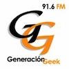 acceso a la web de Generación geek