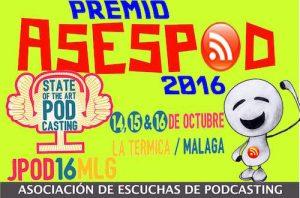 Vota HistoCast para los premios ASESPOD