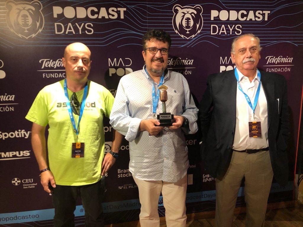 premios asespod 2019